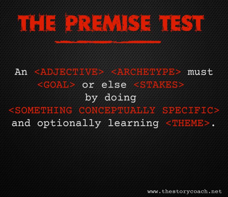 Premise test 3